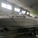 Продам катер Quicksilver 635WA Commander