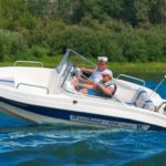 Новый катер Wyatboat 3DC Open длина 4,7 м