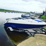 BRP Sea doo Speedster 200 с прицепом