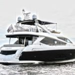 Моторная яхта Sunseeker 73 Manhattan